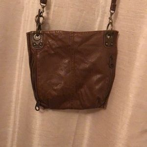 Brown Maurices Purse